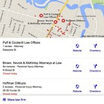 Google Local Search 3 Pack