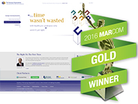 Award Winning Web Design Agency 2016