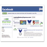 LaptopBatteryExpress.com Facebook Page