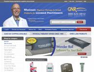 GNRcatalog.com Website Design Volusion