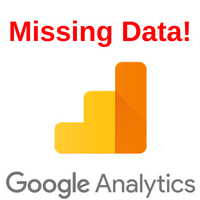 Missing Users Data Google Analytics